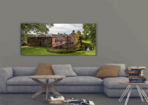 Castle Rosendael by Tim Abeln Photography and Digital Art Prints. Beautiful wall decoration for your home and office.